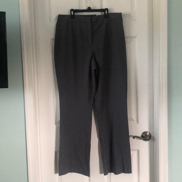 Dana Buchman Pants - NWT Gray Trousers